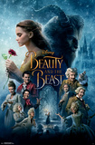 Beauty & The Beast- One Sheet Hocus Pocus Thomas Kinkade Disney Dreams Collection 4 in 1 500 Piece Puzzle disney