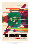 NASA/JPL: Visions Of The Future - Grand Tour travel