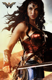 Wonder Woman- Shield Suicide Squad- Harley Quinn Neon Glow Marvel-Here Come the Heroes Wolverine One Sheet Movie Poster Justice League - Minimalist Wonder Woman- Run dc comics
