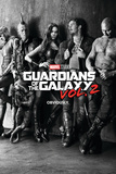Guardians of the Galaxy: Vol. 2 - Gamora, Drax, the Milano, Star-Lord, Rocket Raccoon, Groot Guardians of the Galaxy