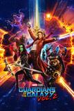 Guardians of the Galaxy: Vol. 2 - Star-Lord, Gamora, Drax, Groot, Rocket Raccoon, Yondu, Mantis
