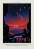 NASA/JPL: Visions Of The Future - Trappist Starry Night By Dean Russo Mona Lisa - Joint Tatooine Travel Poster NASA/JPL: Visions Of The Future - Grand Tour The Simpsons I Believe I'll Have Another Beer Don't Believe the Internet Lincoln Humor Poster Monkeys - Bananas spoofs