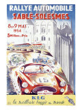 Rallye Automobile Sable, Solesmes
