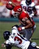Tony Gonzalez - 2004 - 2005 Action Breaking Tackle