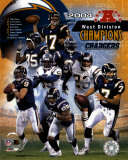2004 Chargers AFC West Champ.Composite