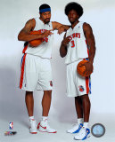Ben Wallace & Rasheed Wallace