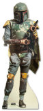 Boba Fett Star Wars Movie Lifesize Standup Poster