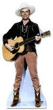 Gene Autry Playing Guitar Lifesize Standup Poster