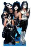 KISS - Group Shot Music Lifesize Standup Poster Stand Up