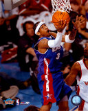 Allen Iverson - 2005 All Star Game - Goes Up For Two Points