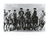 The Magnificent Seven Art Print