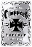 Choppers Tin Sign