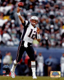 Tom Brady - Super Bowl XXXIX - Throwing