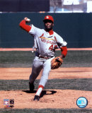 Bob Gibson - Pitching Action