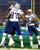 Givens & Branch - Super Bowl  XXXIX - Celebrate 4 Yard 2rd Quartrer Touch Down