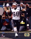 Mike Vrabel - Super Bowl XXXIX - celebrates his 3rd quarter touchdown reception