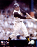 Roberto Clemente - Batting Action