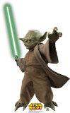Yoda Cardboard Cutouts