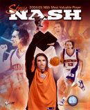 Steve Nash 2004 - 2005 NBA Most Valuable Player Composite Photo