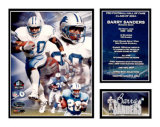 Barry Sanders - NFL Hall Of Fame