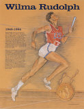 Great American Women - Wilma Rudolph