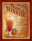 Tequila Sunrise Art Print