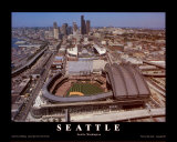 Seattle: Safeco Field, Mariners Day Game, 2003