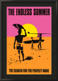 The Endless Summer Framed Poster