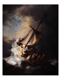 Buy Storm on the Sea of Galilee at AllPosters.com