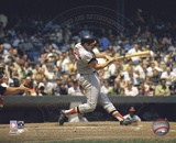 Brooks Robinson - Batting Action
