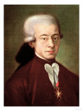 Portrait of Wolfgang Amadeus Mozart (1756-1791) after 1770