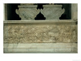 The Battle of Marignano in 1515, from the Tomb of Francois I and Claude of France
