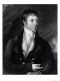 Charles Brockden Brown (1771-1810) Engraved by John B. Forrest (1814-70) from a Miniature, 1805