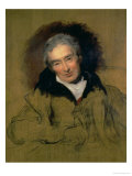 Portrait of William Wilberforce (1759-1833) 1828 Giclee Print
