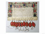 Letter of Indulgence to the Church of St. Nicolas, 22nd June 1484 (Ink on Parchment)