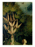 The Tree of the Knowledge of Good and Evil, Fr. the Right Panel of the Garden of Earthly Delights