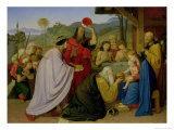 The Adoration of the Kings, 1813