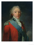 Charles of France (1757-1836), Count of Artois, Future Charles X King of France and Navarre