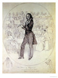 Niccolo Paganini (1784-1840), Violinist