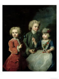 The Children of Councillor Barthold Heinrich Brockes (1680-1747)