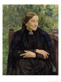Lichtwark's Mother, 1908 Giclee Print