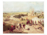 The Battle of Molino Del Rey, 8th September 1847