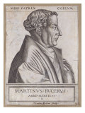 Martin Bucer (1491-1551) at the Age of 53