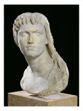 Bust of Cleopatra II (172-116 BC) or Her Daughter of Cleopatra III (141-101 BC)