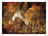 The Triumph of the Guillotine in Hell