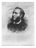 Portrait of Jules Ferry (1832-93) Engraved by J. Robert from a Photograph by M. Thiebault