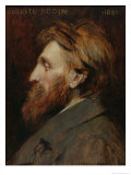 Portrait of Auguste Rodin (1840-1917) 1881