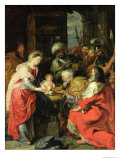 Adoration of the Magi, 1626-29