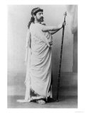 Mounet-Sully (1841-1916) as Oedipus in