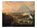Battle of Pyramids, 21 July 1798